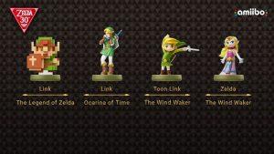 Amiibo 30 aniversario Zelda.