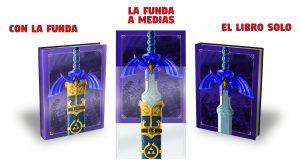zelda arts and artifacts limited edition sleeve Mundo N Nintendo