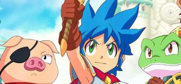 Monster Boy and the Cursed Kingdom cambia fecha de lanzamiento