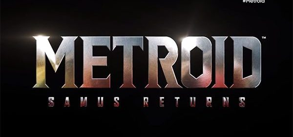 Samus Returns logo