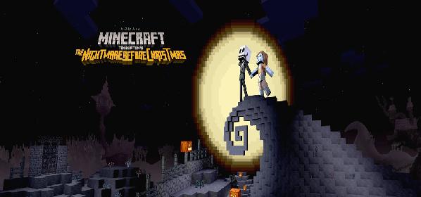 El Extraño Mundo de Jack en Minecraft