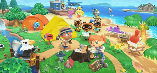 NOVEDADES DE ANIMAL CROSSING NEW HORIZONS PARA INICIAR EL 2020