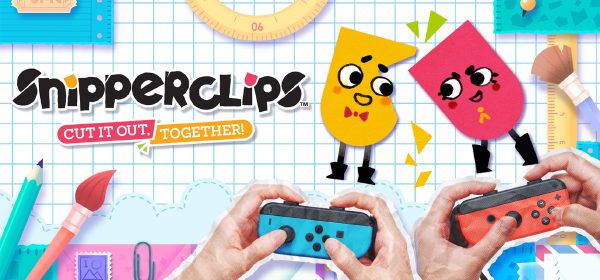 Nintendo Software Technology Snipperclips Mundo N
