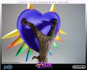 Réplica de la máscara de Majora's Mask
