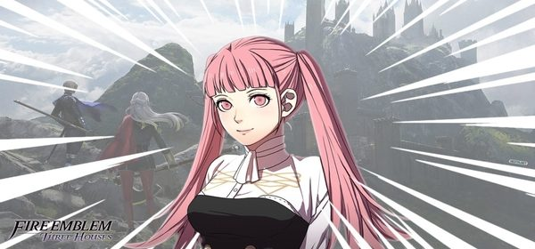 Hilda Fire Emblem: Three Houses