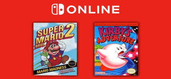 Nintendo Switch Online febrero