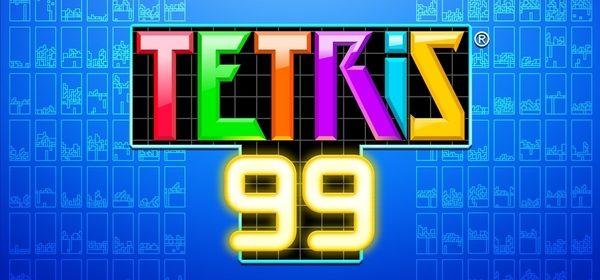 Tetris 99 game modes