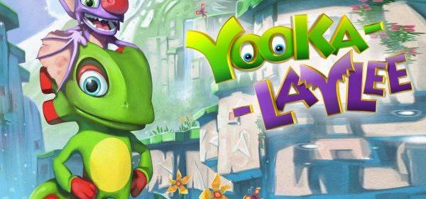Yooka - Laylee