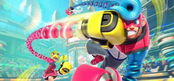 arms nintendo switch Mundo N