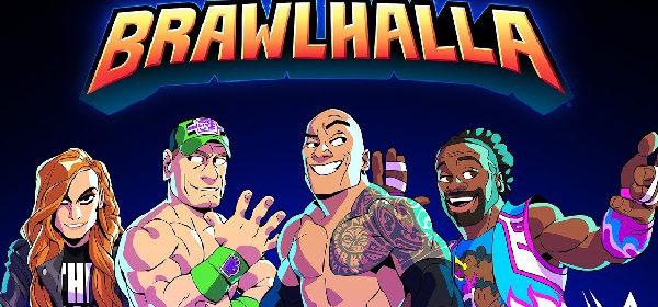WWE en Brawlhalla