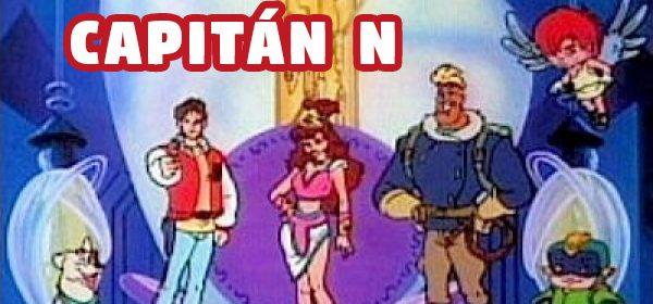 Capitán N: El Amo del Juego