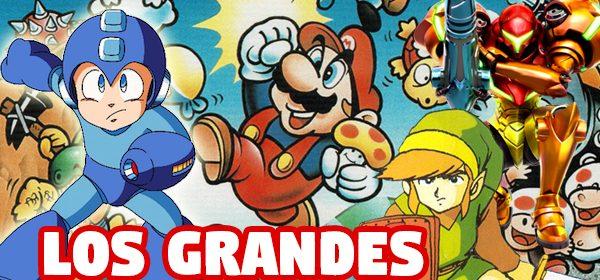 Grandes franquicias de los videojuegos
