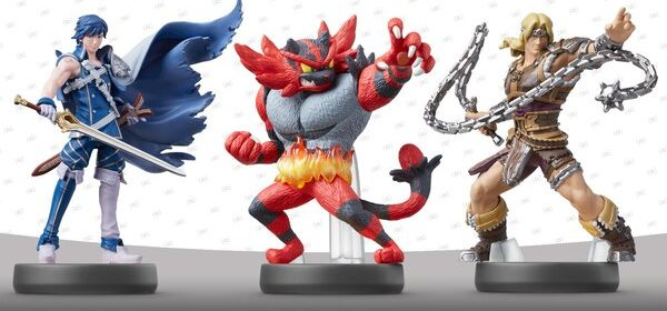 New Amiibo Super Smash Bros. Ultimate