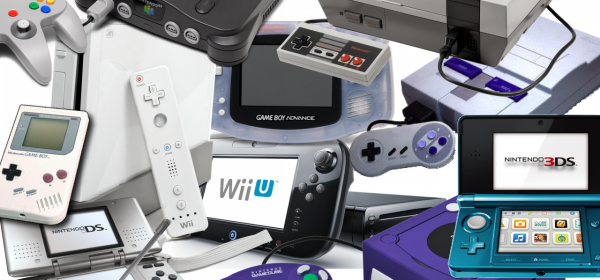 Nintendo all consoles total sales
