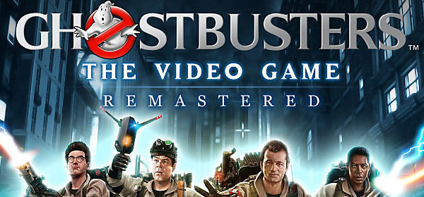 Ghostbusters: The Video Game Remastered. Cazafantasmas