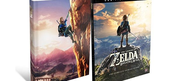 guias Zelda Breath of the Wild Nintendo Switch Wii U Mundo N