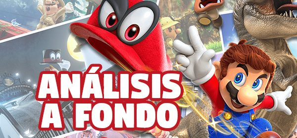 Mario Odyssey Nintendo Switch Mundo N youtube Analisis a Fondo