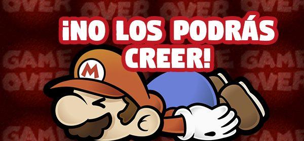 Los fracasos más grandes de Nintendo en toda su historia