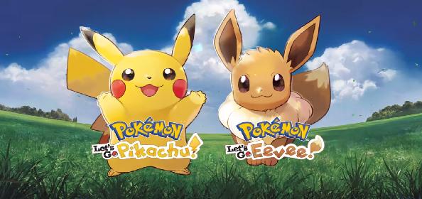 Let´s go Pikachu/Eevee