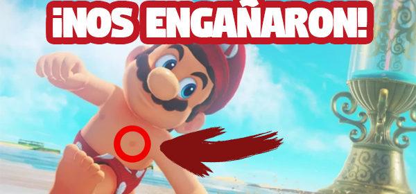 Mentiras desmentidas sobre Mario