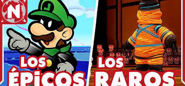 Los Mejores y peores jefes de Paper Mario