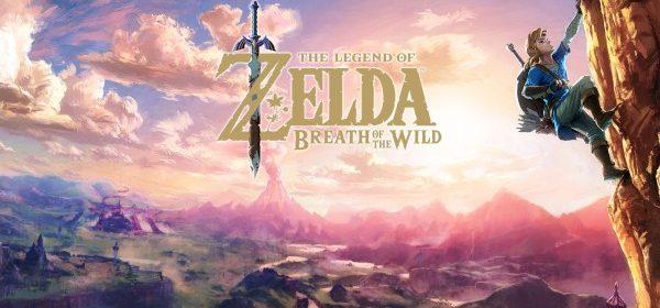Golden Joystick Awards Zelda BOTW Breath of the Wild