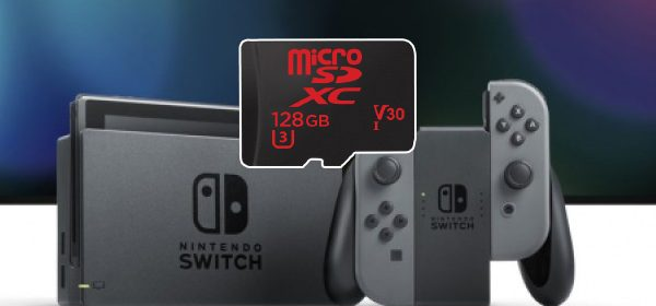 sdxh capacidad Nintendo Switch Mundo N