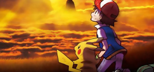 Pokemon the Movie 20 I Choose You Nintendo Mundo N