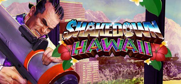 Shakedown Hawaii Nintendo Switch 3DS Mundo N