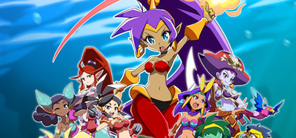 Shantae and the Seven Sirens