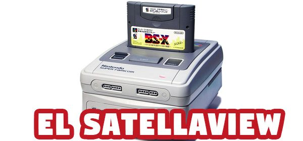 BS Satellaview para el Super Famicom (SNES)