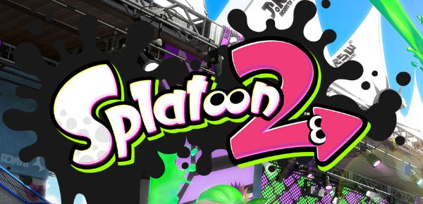 Nintendo Switch Splatoon 2 Mundo N