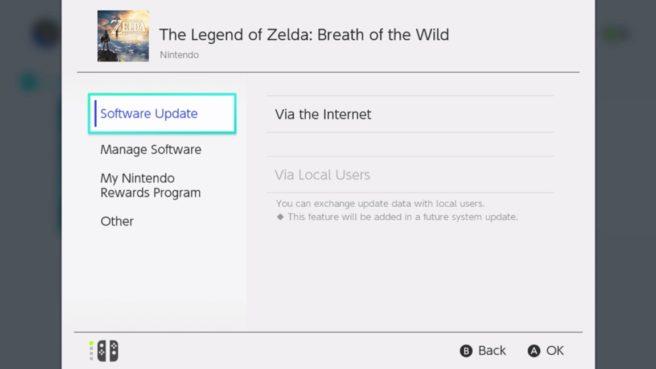 Nintendo Switch actualizacion Nintendo Everything Mundo N
